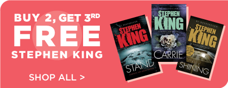 Shop All Horror & Thrillers, Now Buy 2, Get 3rd Free!