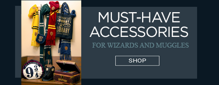 Shop All Harry Potter Accessories & Apparel