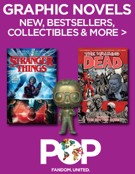 New, Bestselling, & Collectible Graphic Novels - Shop All!