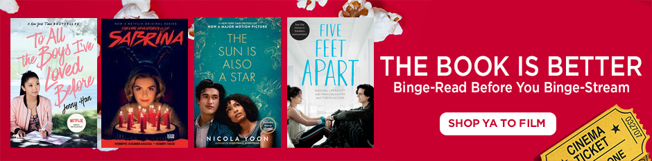 Shop All Young Adult Books to Film