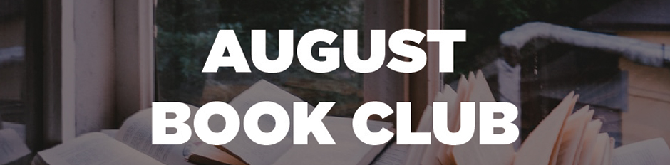 August Book Club Picks