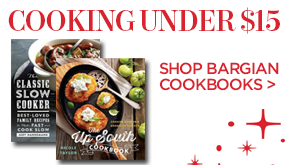 Shop More Cooking Under $15!