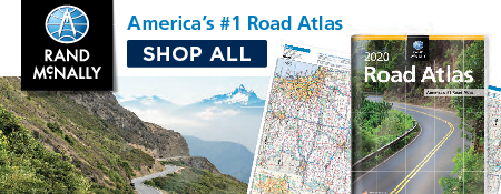 Shop All Maps and Travel Books