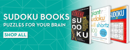 Shop All Sudoku Books!