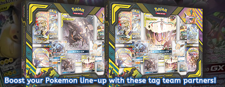 Buy Pokemon Tag Team Booster Now!