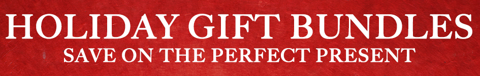 Holiday Gift Bundles - Save on the Perfect Present