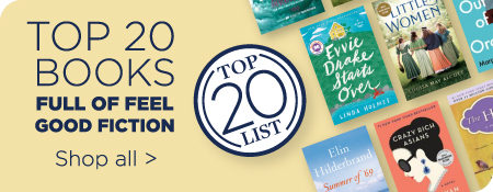 Top 20 Feel Good Fiction - Shop All
