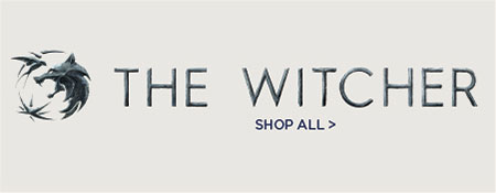 Shop ALL of The Witcher Product