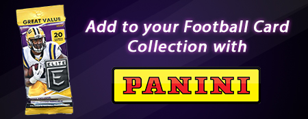 Shop All Panini Football Card Packs