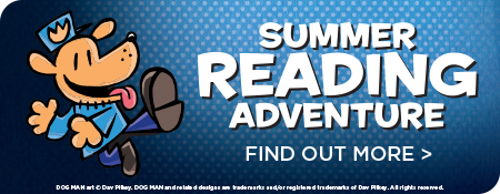 Find Out More About Our Summer Reading Program!