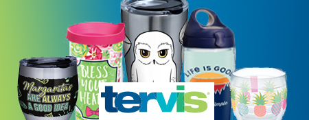 Shop Our Great Selection of Tervis Tumblers!