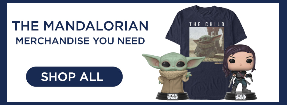 The Mandalorian Gifts You Need - Shop All Mandalorian Merch