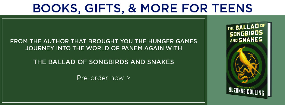 Pre-Order The Ballad of Songbirds and Snakes Now!