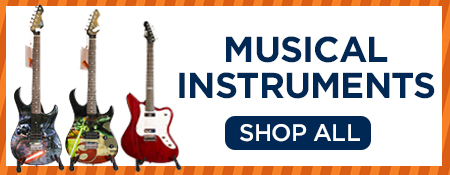 Shop Rare Musical Instruments