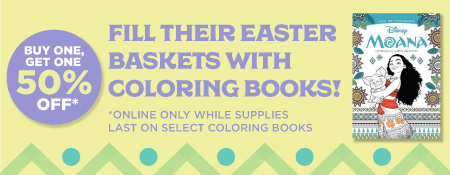 Shop Kids' Coloring Now!