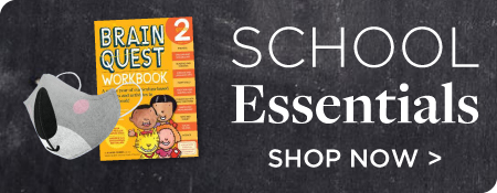 Shop More Back to School!