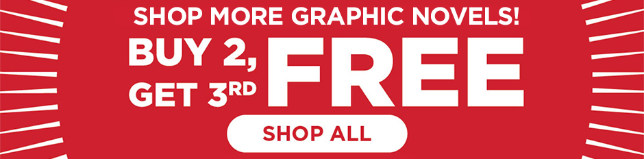 Shop All Summer Sale Graphic Novels & Manga