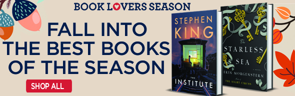 Shop All Book Lovers Season! Fall into the Best Books of the Season