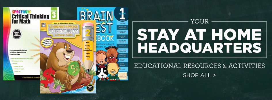 Shop All Educational Resources & Activities