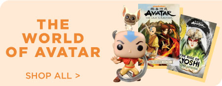 Shop the World of Avatar!