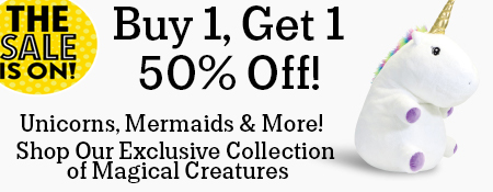 Shop Unicorns, Mermaids and More!