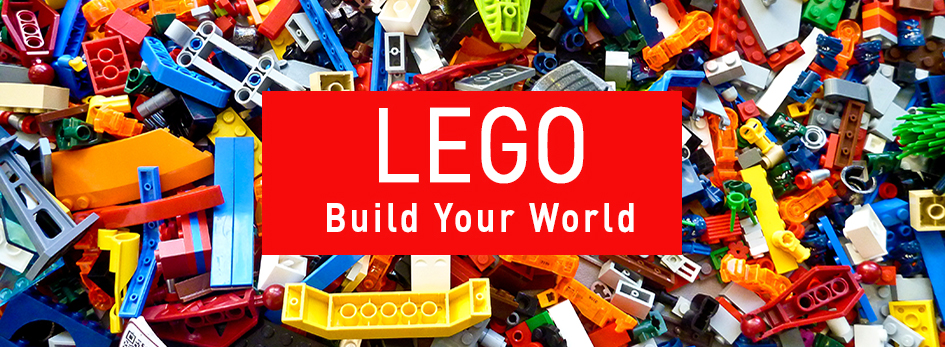 Build Your World with LEGO!