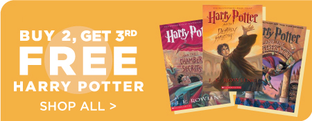 Shop All Harry Potter Buy 2, Get 3rd Free!