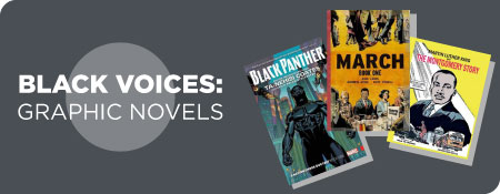 Shop All Black Voices in Graphic Novels