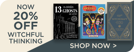 Shop All Books for Halloween Now 20% Off!