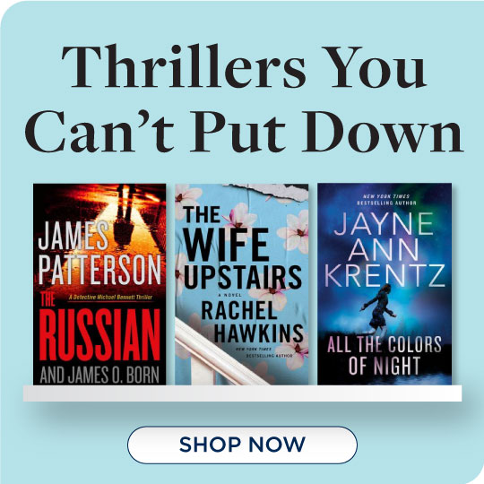 Shop All Thrillers Now
