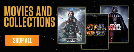 Shop Star Wars Movies!