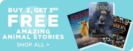 Shop All Animal Stories for Kids, Now Buy 2, Get 3rd Free!