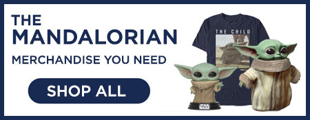 Shop More Mandalorian Merchandise!