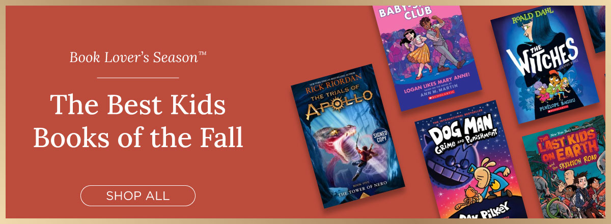 Shop the Best Books of the Fall for Kids!