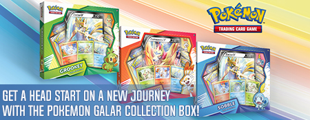 Pokemon Galar Collection Box - Shop Now