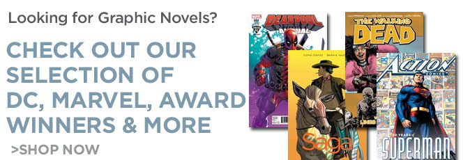 Shop More Graphic Novels