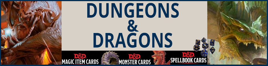 Shop Dungeons & Dragons