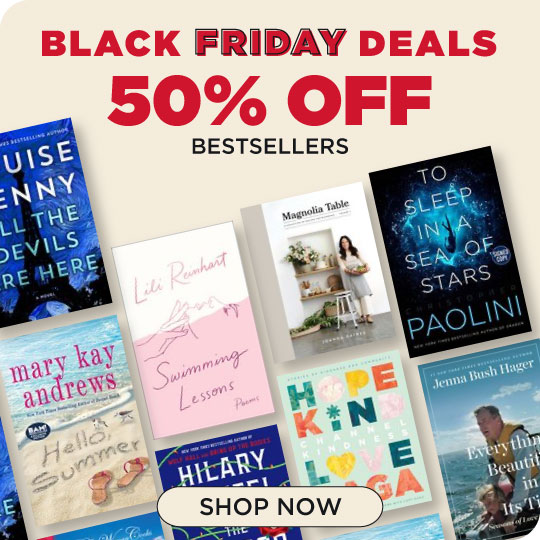 50% off Recent Bestsellers!