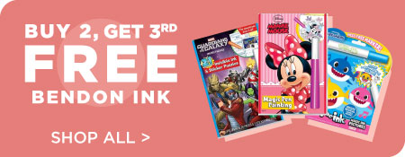 Shop All Magic Ink, Now Buy 2, Get 3rd Free!