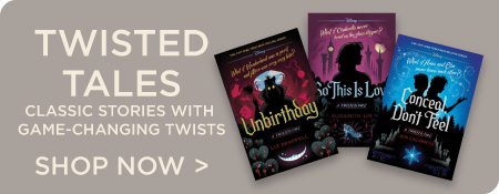 Shop All Disney Twisted Tales