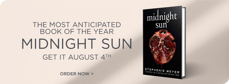 Pre-Order Midnight Sun Now!