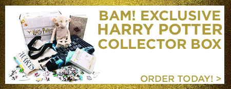 Get Books-A-Million's Exclusive Harry Potter Collector's Box