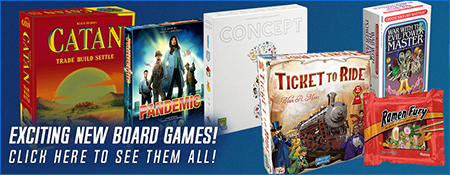 Shop New Board Games!