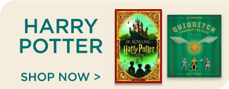 Shop All Harry Potter Books & Gifts