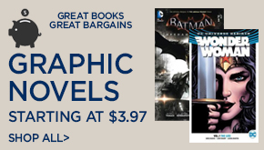 Shop More Bargain Graphic Novels!