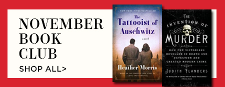 Check Out Our Book Club Picks for November