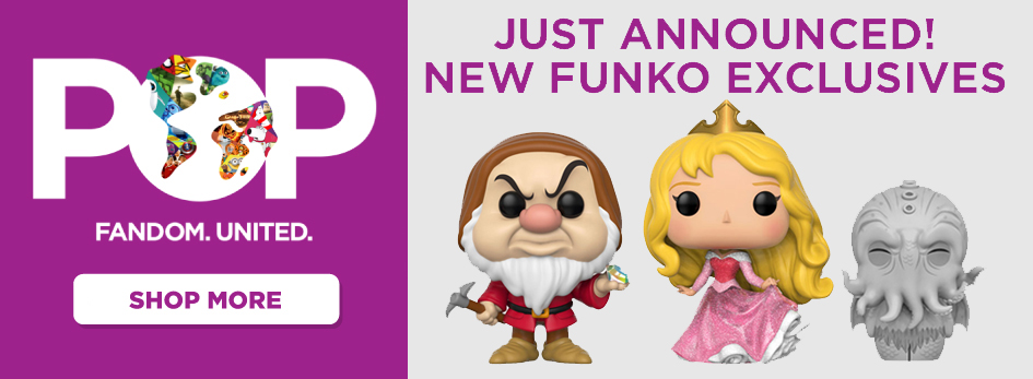 Shop Our Funko Exclusives!
