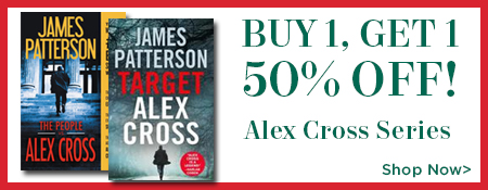 Shop BOGO James Patterson Books!