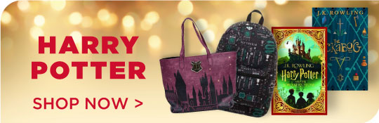 Shop Harry Potter!