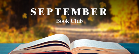 Check Out Our Book Club Picks for September